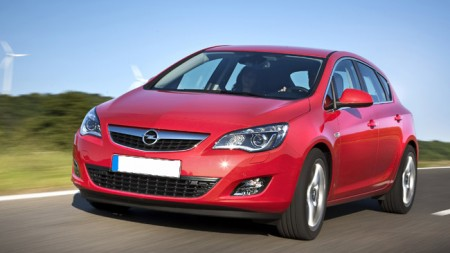 Optimointi Opel Astra 1.4T 140Hp!